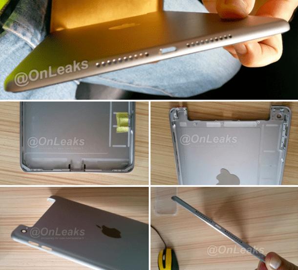 iPad mini 4, фото, видео