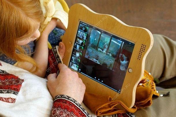 «Неубиваемый» чехол для iPad