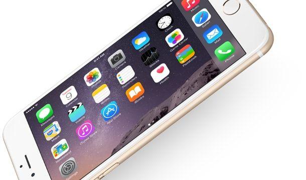 iPhone 6 Plus, iOS 9