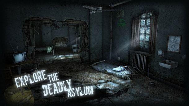 Lost Within для iPhone и iPad - мощная игра-хоррор от Amazon