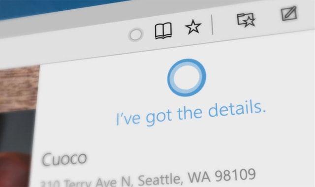 Microsoft Edge, браузер