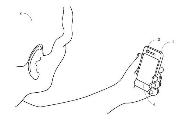 патент, Apple