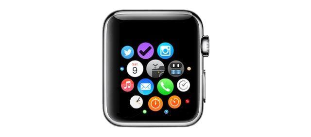 Apple Watch, камера