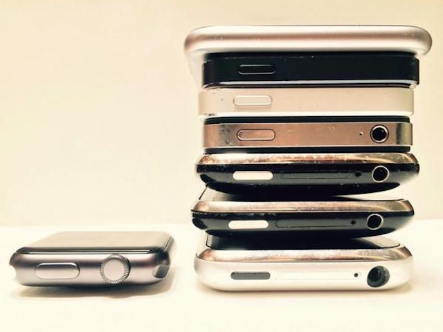 Apple Watch all iphone