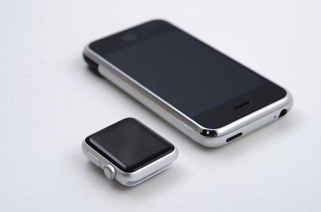 Apple Watch iphone 2g