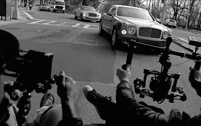 Bentley представила новую рекламу, снятую на iPhone 6