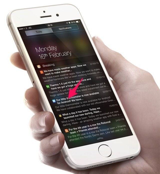 Apple отклонила iOS-приложение из-за упоминания Android на скриншоте