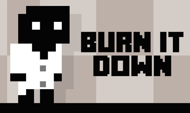 Burn It Down, игры для iPhone, платформер