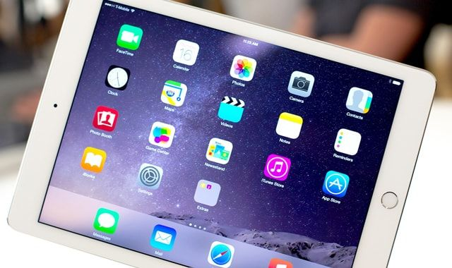 IDC, iPad