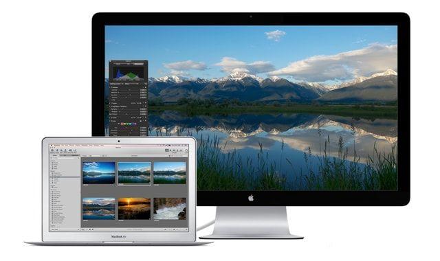 MacBook, монитор, переходники