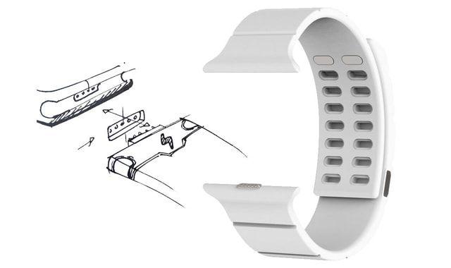 Reserve Straр, зарядка для Apple Watch