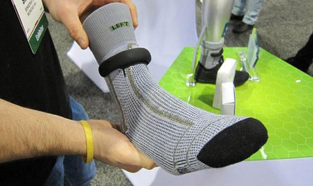 Smart Sock, умные носки