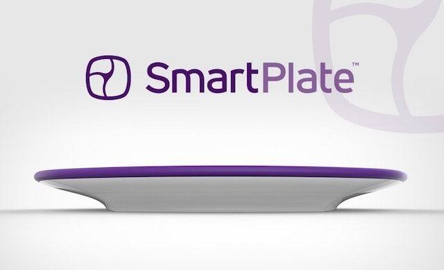 SmartPlate - умная тарелка