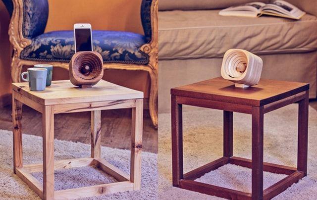 Trobla, iPhone, звукоусилитель