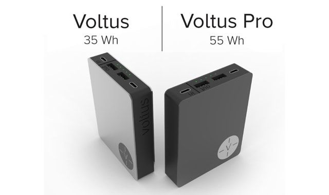 Voltus, MacBook, батарея