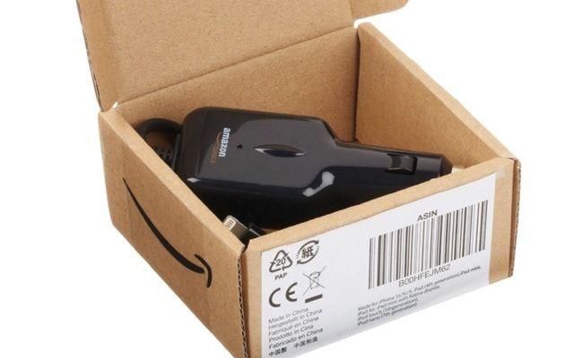AmazonBasics Lightning Car Charger