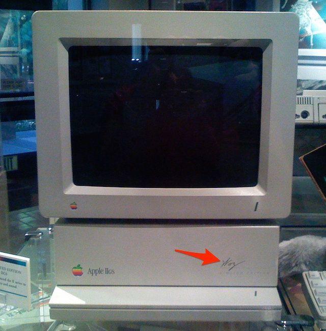 "Apple IIGS ""Woz Edition"""
