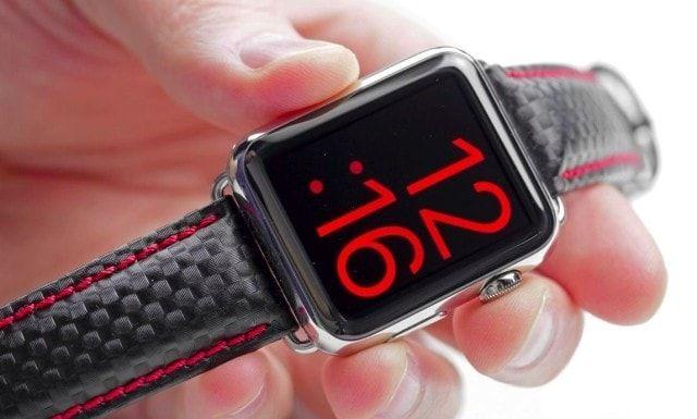 С Apple Watch можно использовать сторонние ремешки