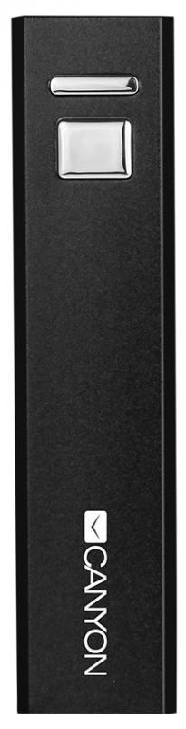 Canyon Power Bank CNE-CSPB26 - стильный портативный аккумулятор для iPhone и iPad