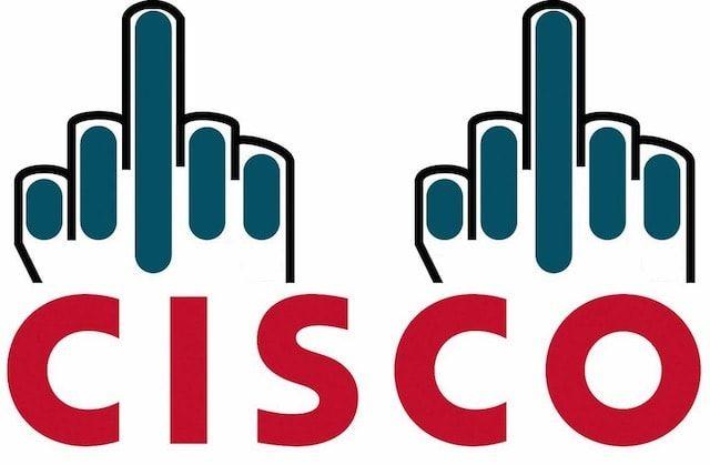 cisco finger