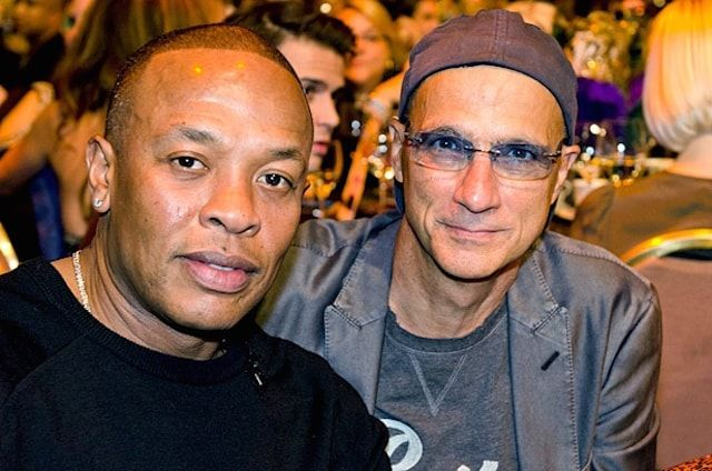 Dr Dre и Джимми Айовин