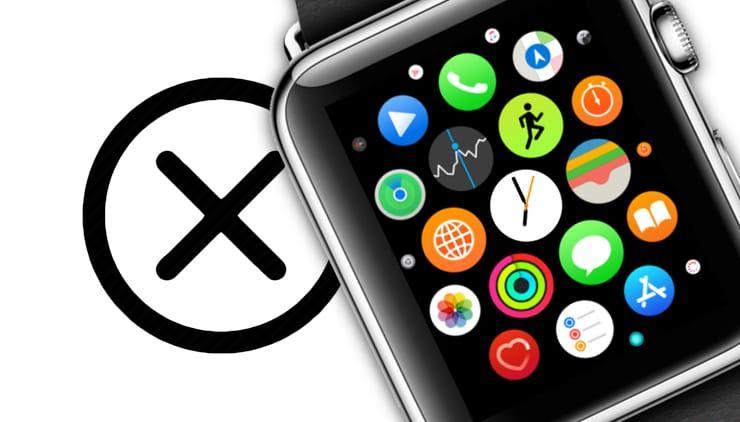 Как установить или удалить приложение на Apple Watch