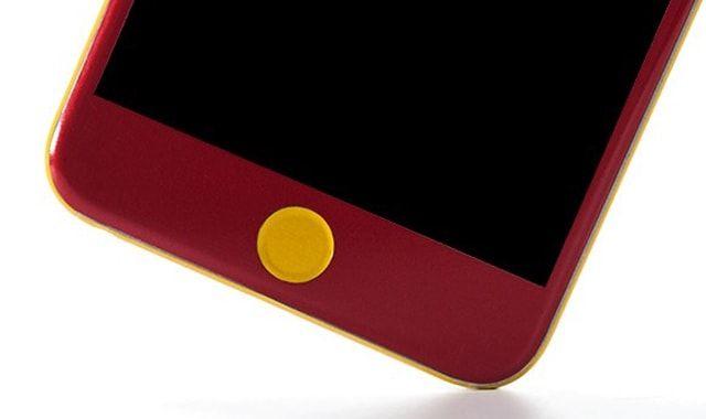 iPhone 6 Iron Man