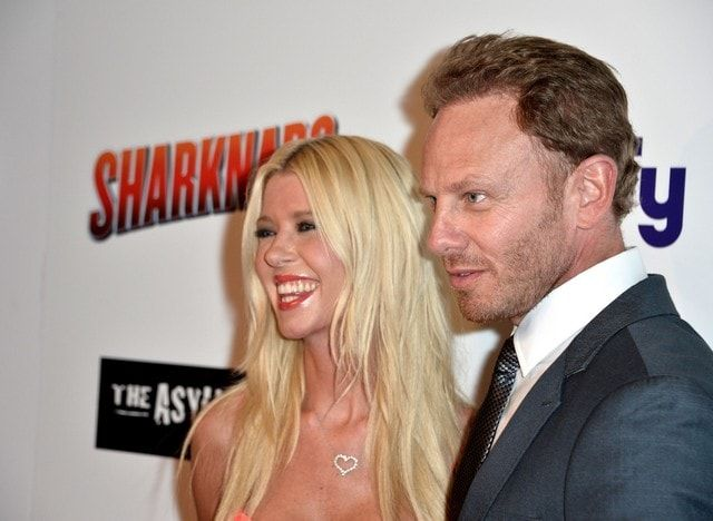 "Fathom Events Presents The Premiere Of The Asylum And Syfy's ""Sharknado"" - Arrivals"