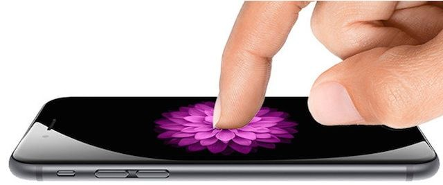 iphone 6 force touch