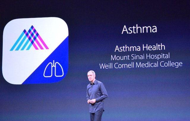 Джеф Уильямс из Apple рассказывает о возможностях платформы researchkit