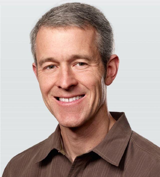 Джеф Уильямс из Apple