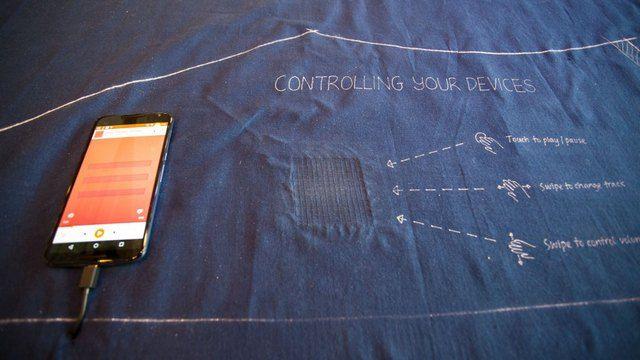 """Google и Levis создадут """"умные"""" джинсы"""