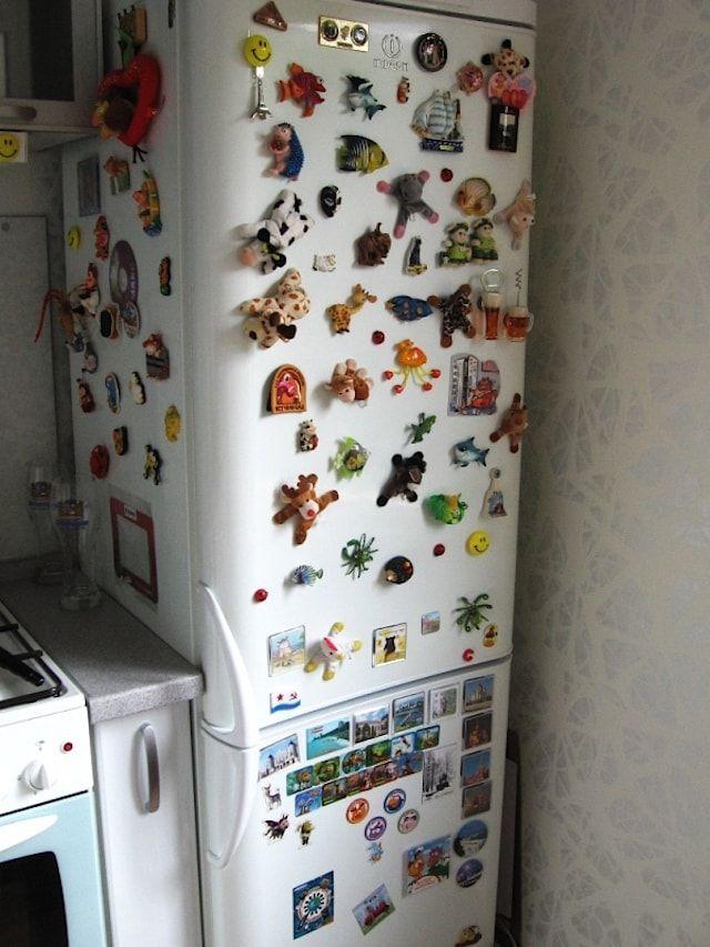 магнитики для холодильника