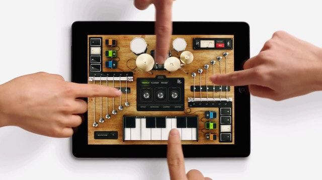 5 маст-хэв iOS-приложений для музыканта