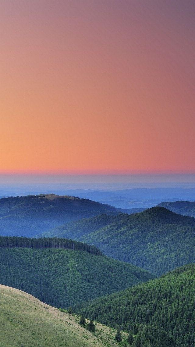 Alpine areas at the Leaota Mountain range