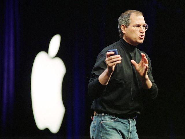 Презентация Стива Джобса