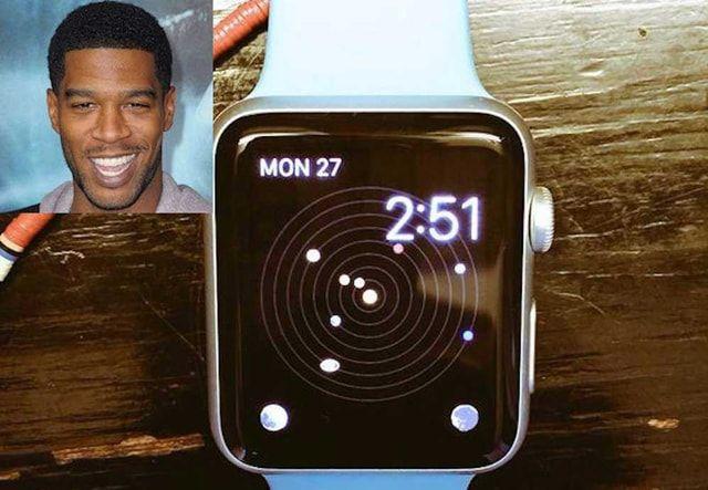 Kid Cudi, Apple Watch
