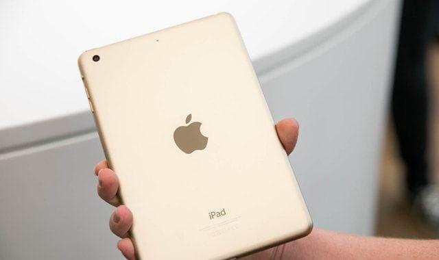 Apple, золото