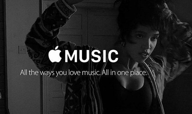 Apple Music, пробный период