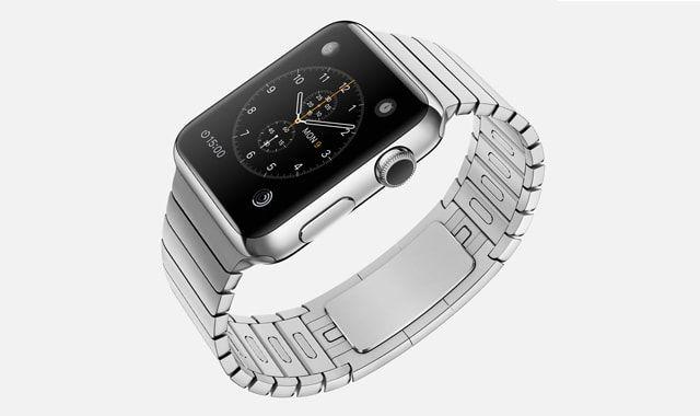 Apple Watch, швейцарские часы