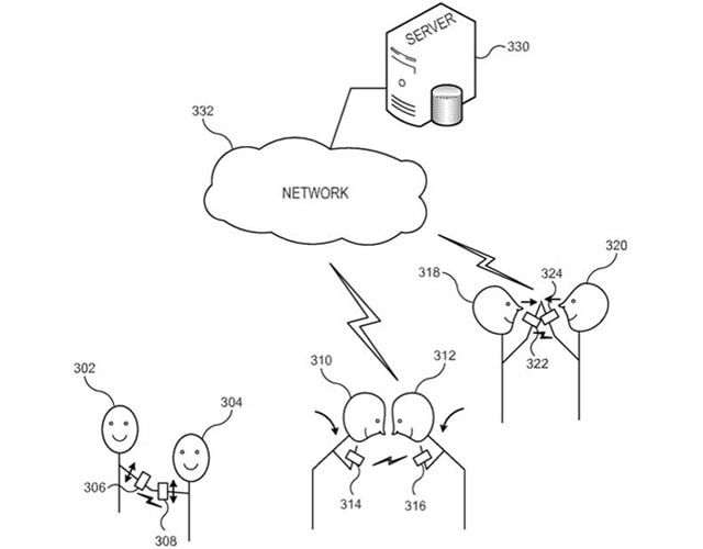 Apple Watch, патент