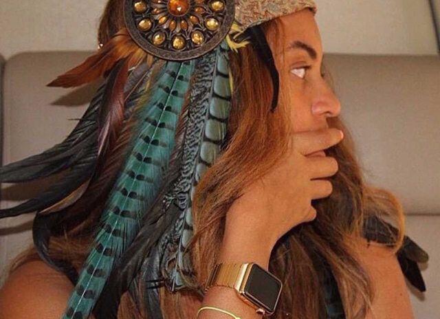 Beyoncé, Apple Watch