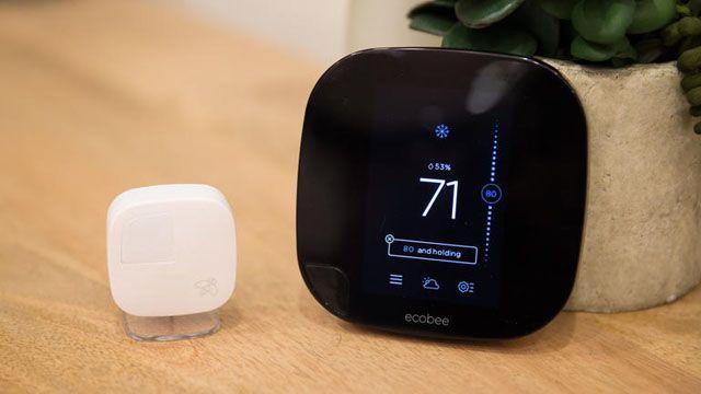 Ecobee3, умный термостат
