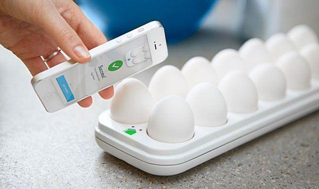 Egg Minder, аксессуары для iPhone