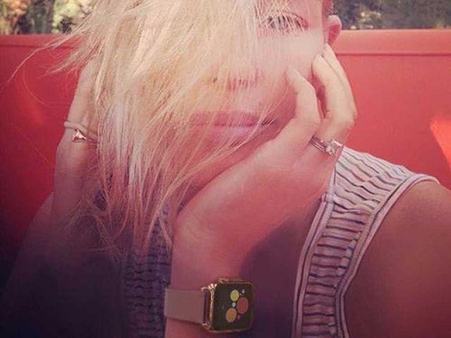 Kate Bosworth, Apple Watch