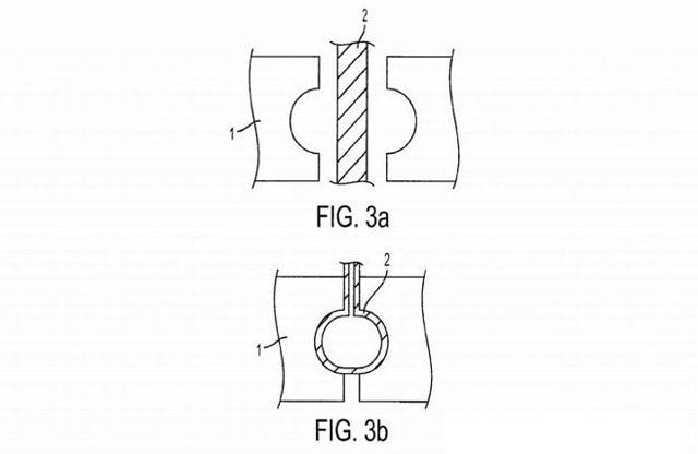 Liquidmetal, патент