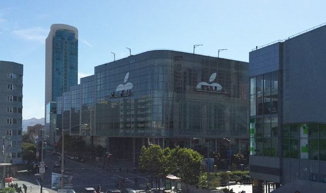 Moscone Center, WWDC 2015
