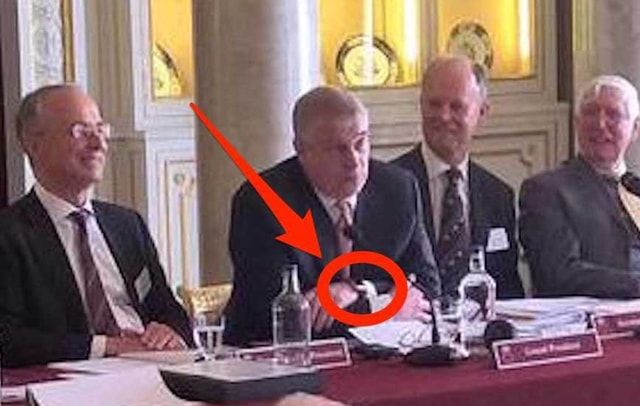 Prince Andrew, Apple Watch