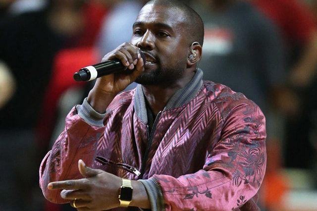 Rapper Kanye West, Apple Watch