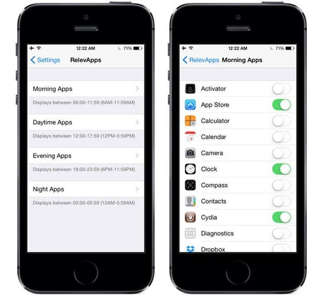 iOS 9, джейлбрейк-твики